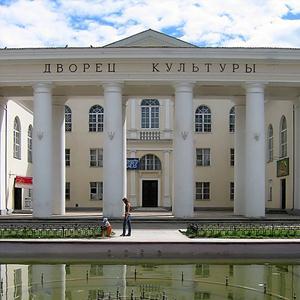 Дворцы и дома культуры Суземки