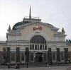 Железнодорожные вокзалы в Суземке