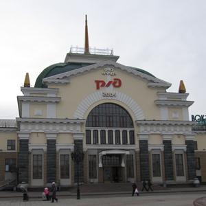 Железнодорожные вокзалы Суземки